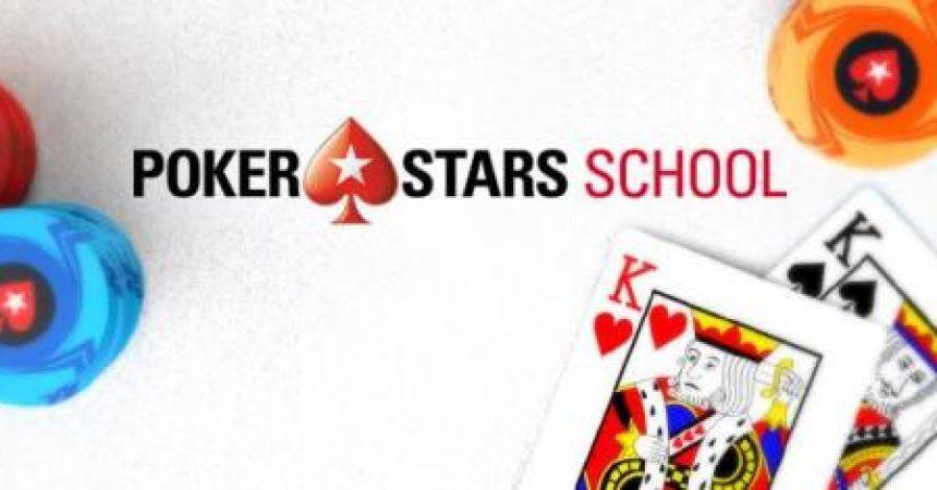 sekolah poker